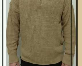 Suéter de hilo