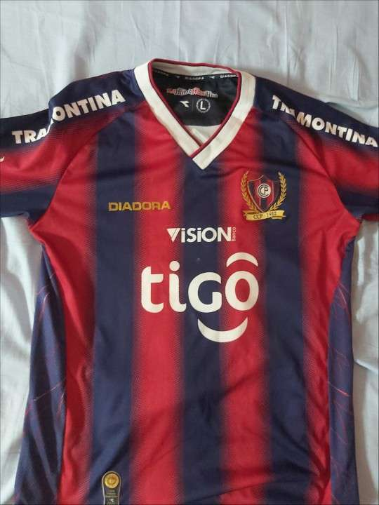 Camisetas del Club Cerro Porteño - 2