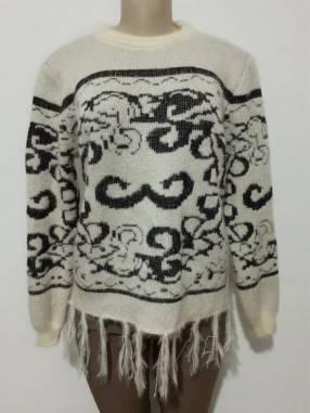 Suéter de hilo para dama