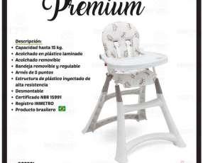 Silla de comer Premium cod 5070