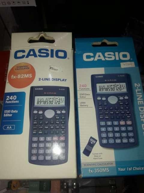 Calculadora Cientifica CASIO!