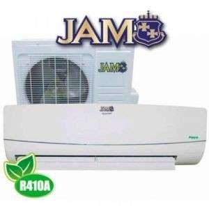 Aire acondicionado Jam 12.000 btu frío calor JF-12CHRN1 - 0