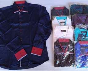 Camisas de algodón Egipcio