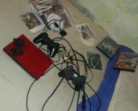 PS2 con memory card sistema opl