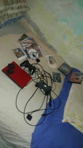 PS2 con memory card sistema opl