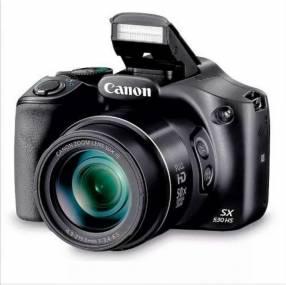 Cámara Canon SX530 HS negro