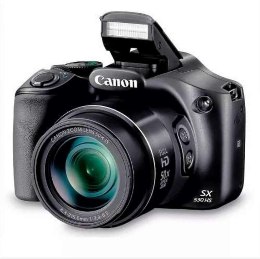 Cámara Canon SX530 HS negro - 0