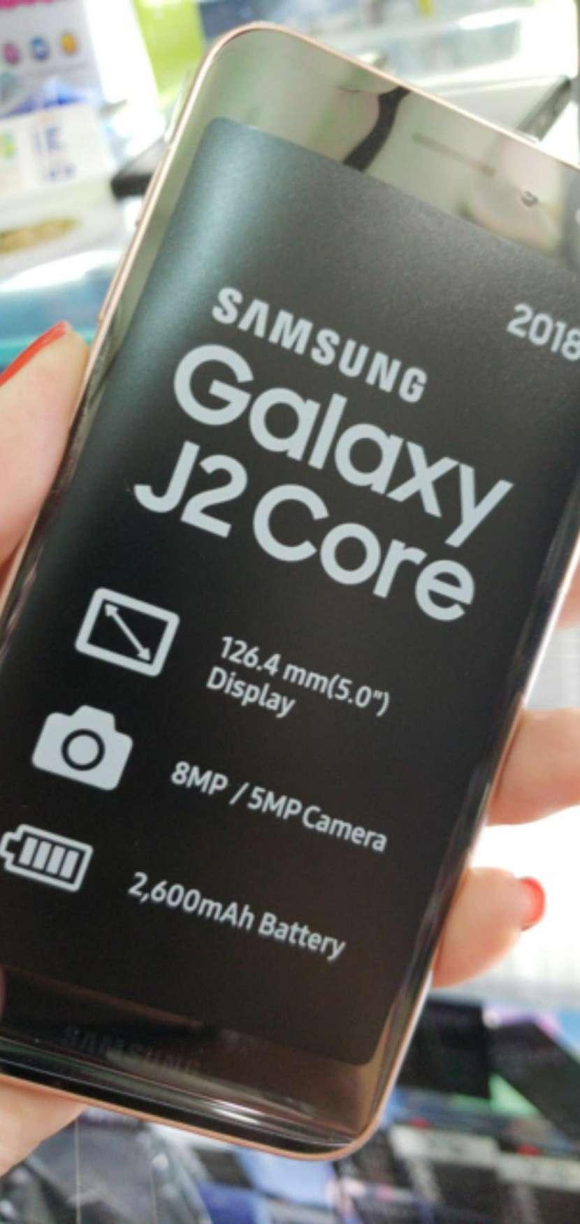 Samsung Galaxy j2 core - 0