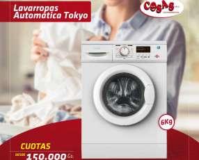 Lavarropa Tokyo 6 kilos