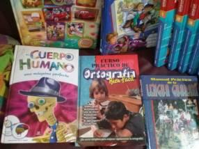 Conjunto de 17 libros estudiantiles