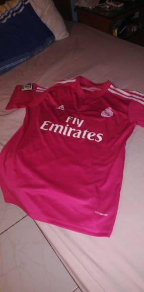 Remera original Real Madrid