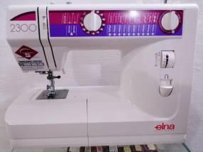Máquina de coser profesional ELNA 2300