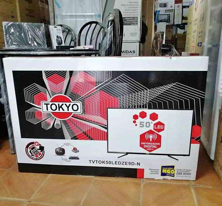 Tv led Tokyo FHD 50 pulgadas - 0