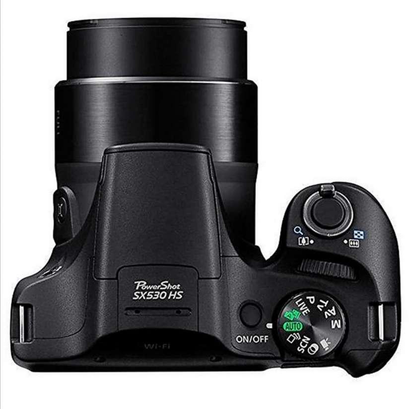 Cámara Canon SX530 HS negro - 1