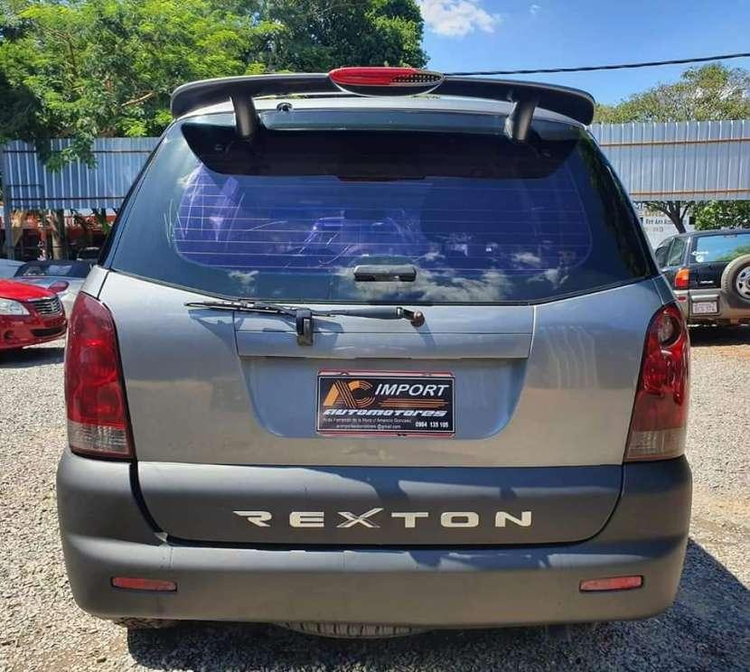 Ssanyong Rexton 2003 rj29 - 4