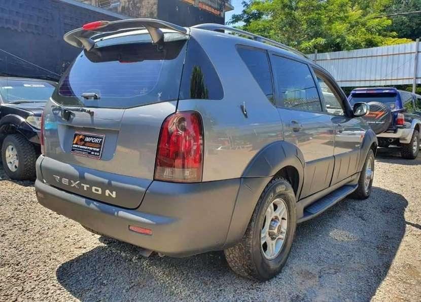 Ssanyong Rexton 2003 rj29 - 5