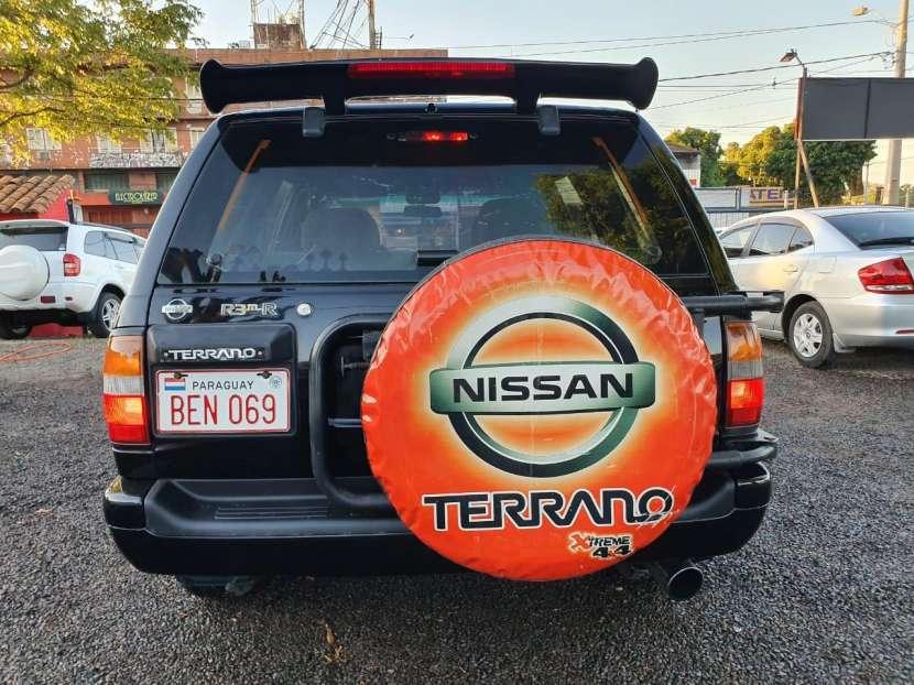 Nissan terrano 1997 motor 2.7 diésel bomba sencilla - 8