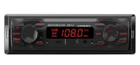 Auto radio Sate
