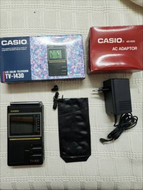 Casio TV 1430 LCD
