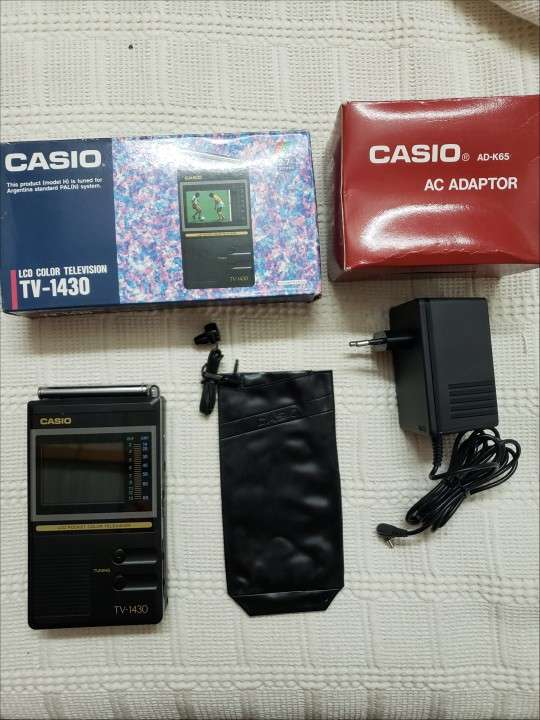 Casio TV 1430 LCD - 0
