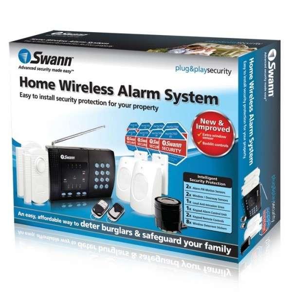 Sistema de Alarma SWANN auto-instalable inalámbrico - 2