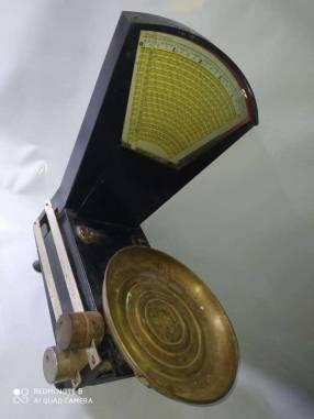 Balanza manual argentina