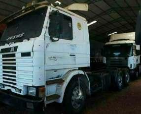 Scania 113 trucado