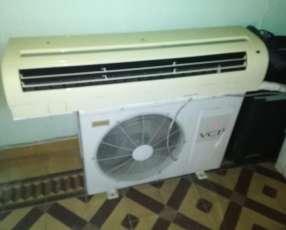 Aire acondicionado vcp 24mil btu frio/ calor