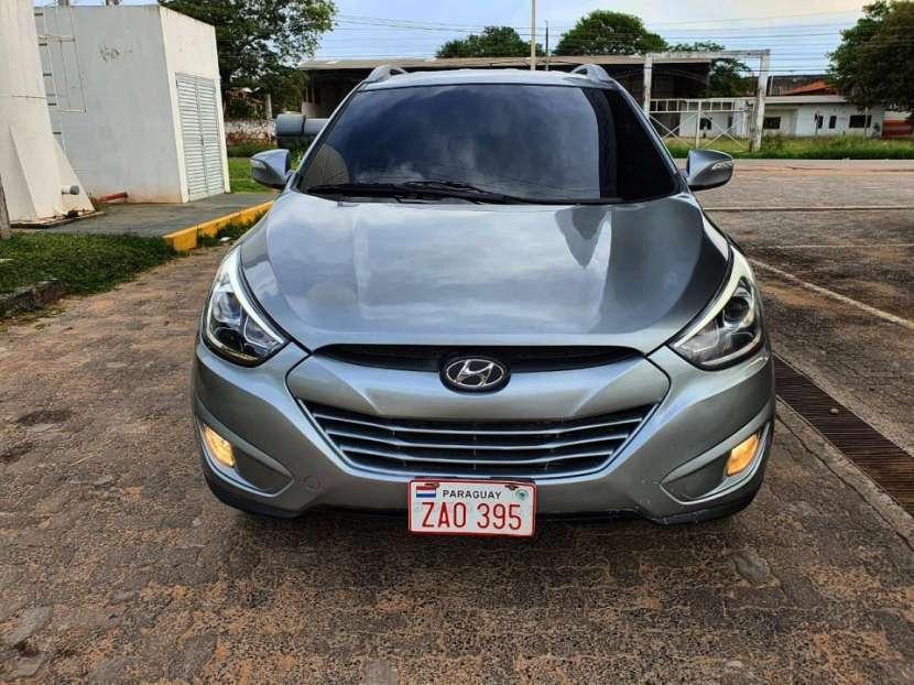 Hyundai Tucson 2015 - 2