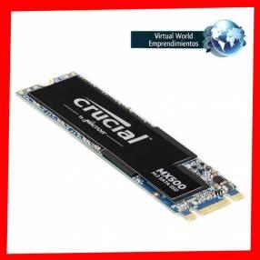 SSD Crucial MX500 500 gb 3D NAND M.2