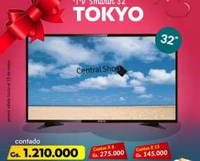 Smart tv Tokyo 32 pulgadas