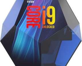 Procesador Intel I9-9900K 3.6GHZ LGA 1151 16MB