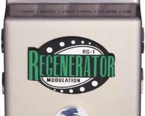 Pedal de efectos para guitarra eléctrica Marshall Regenerator