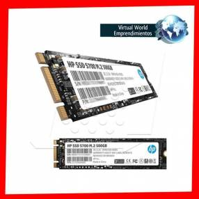 SSD M.2 HP 500 gb 2LU80AA ABB S700