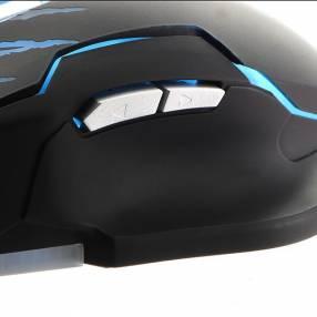 Letal Haze Xtech XTM610 mouse gamer 3200DPI 6 botones