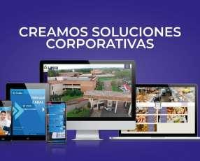 Diseño Web, Aplicaciones, Audio Streaming, Web Hosting