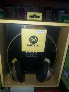 Auricular a Bluetooth Mox F899