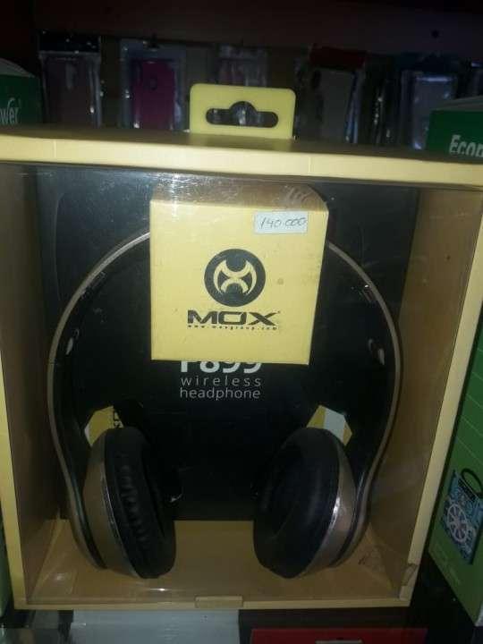 Auricular a Bluetooth Mox F899 - 0