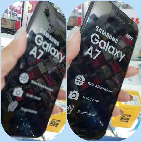 Samsung Galaxy A7 2017 - 0