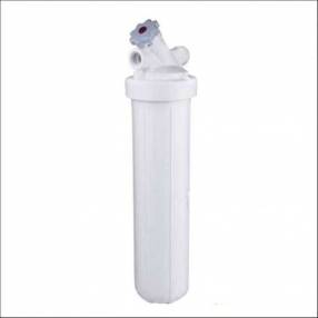Purificador de agua Big White con válvula derivadora Pentair