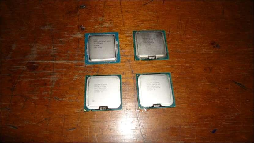 Procesadores Intel y Amd - 1