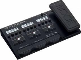 Pedal multiefecto para guitarra Zoom G3XN