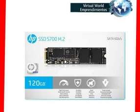 SSD HP S700 120 gb M.2 Sata 2LU78AA ABL