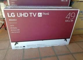 TV Smart 4K LG de 49 pulgadas