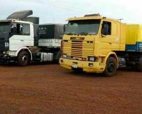 Scania 113 financiado