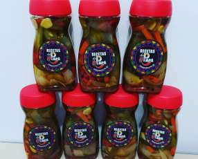 Pickles Caseros