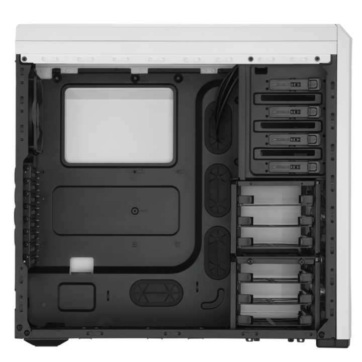 Gabinete Corsair Carbide Series 500R Gaming Mid-Tower - 4