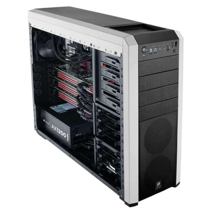Gabinete Corsair Carbide Series 500R Gaming Mid-Tower - 1
