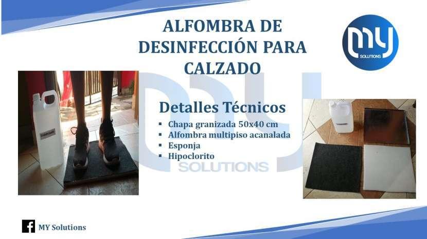 Alfombra Desinfectante - 0