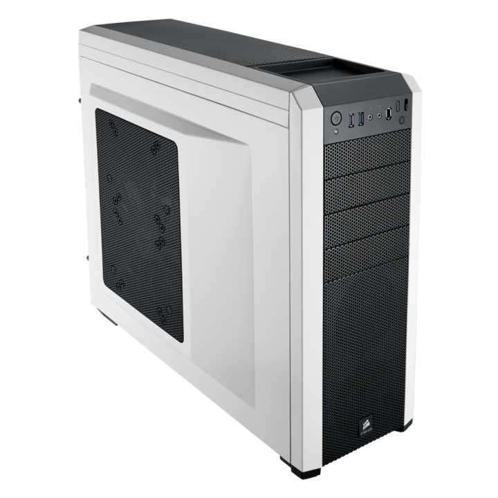 Gabinete Corsair Carbide Series 500R Gaming Mid-Tower - 0